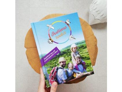 Kniha OvěřenoRodiči - Jak si užít cestování s dětmi