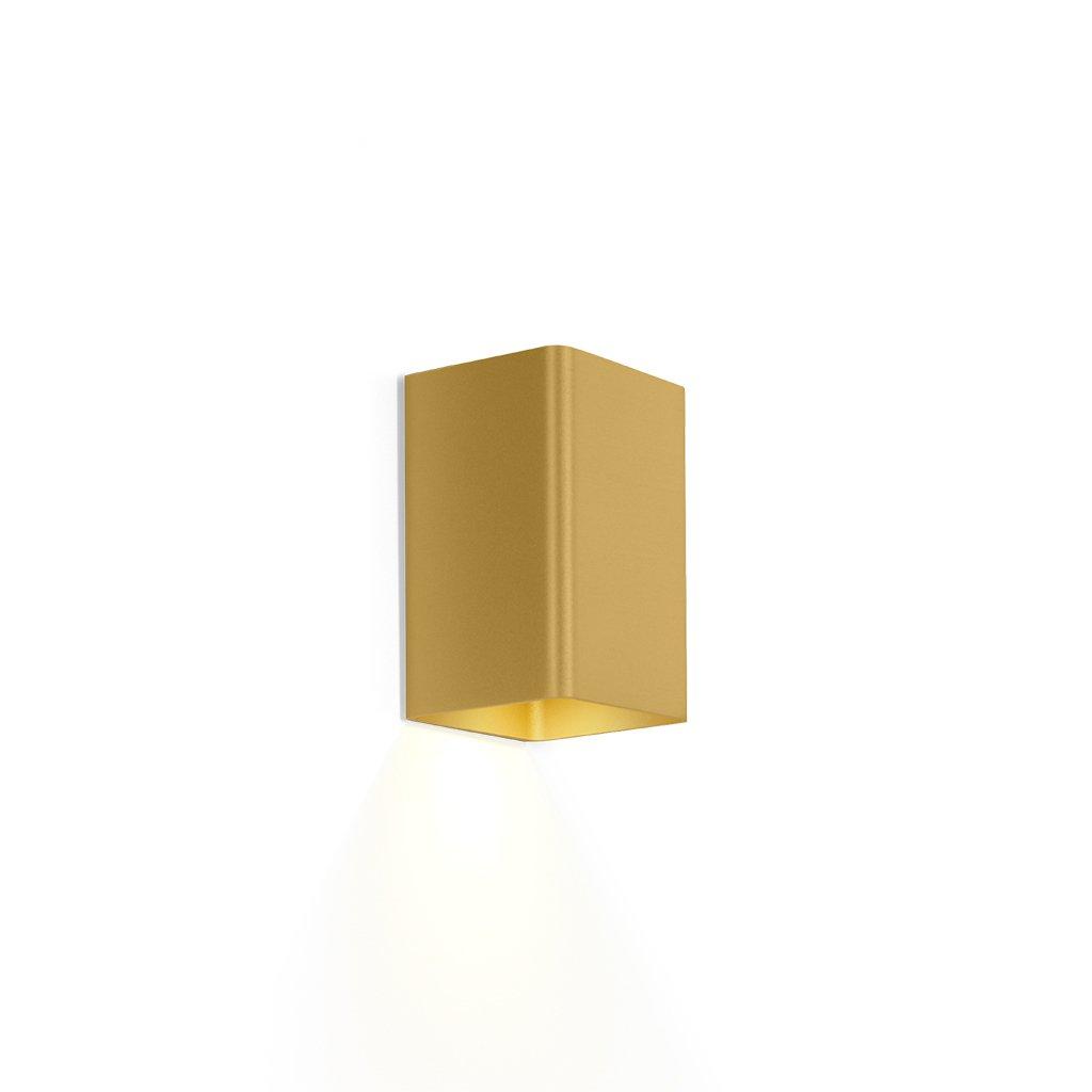 Nástěnné svítidlo Docus mini 1.0, zlaté