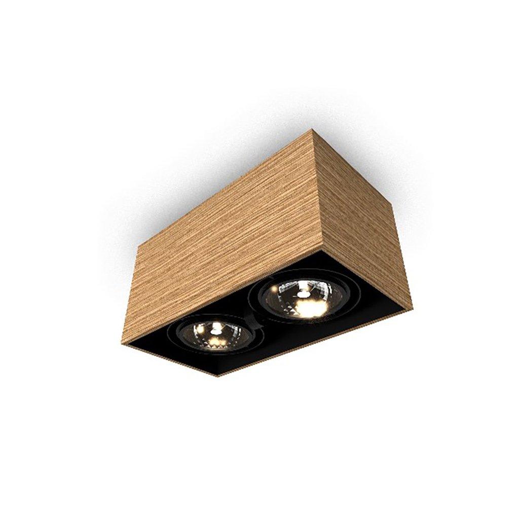 dřevěné světlo stropní