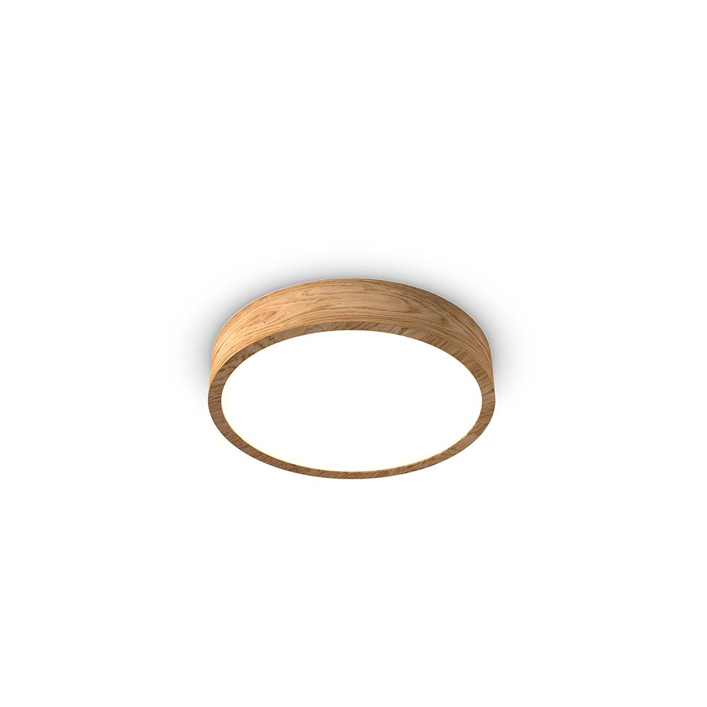 woodLED Round foto