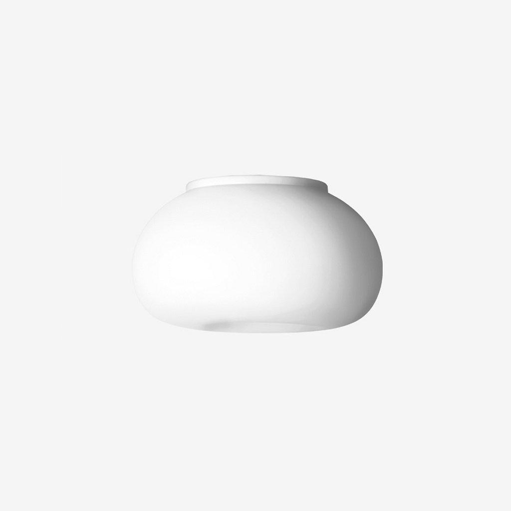 designové skleněné svítidlo