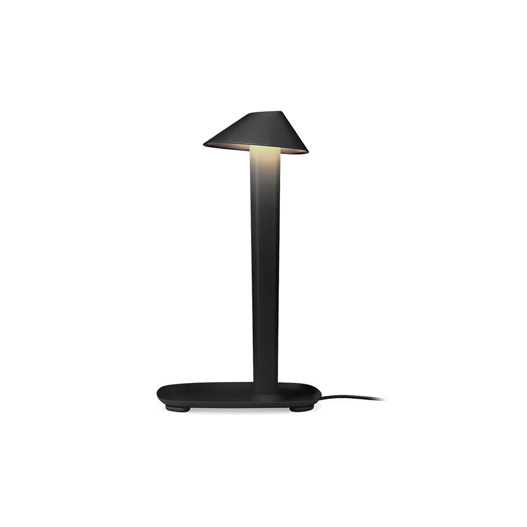 moderní stolní lampička