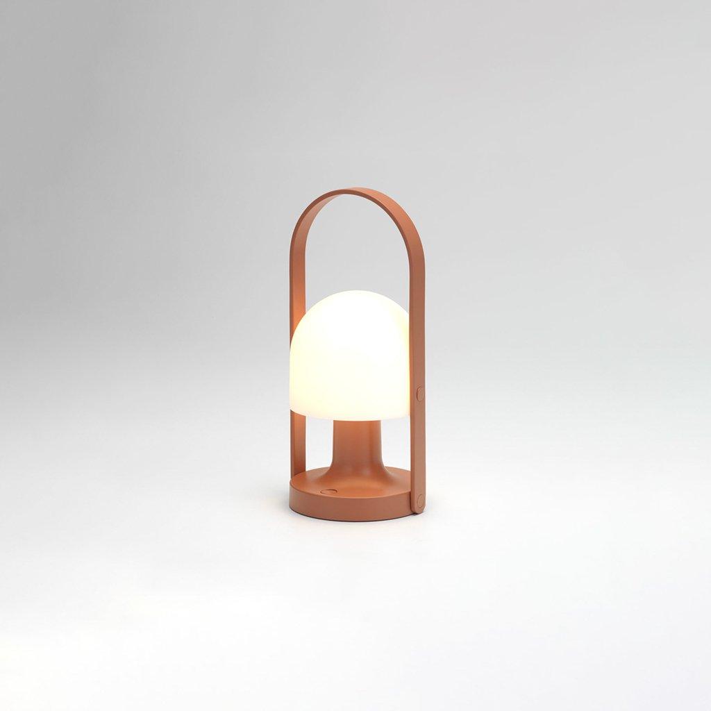 náklopná lampička