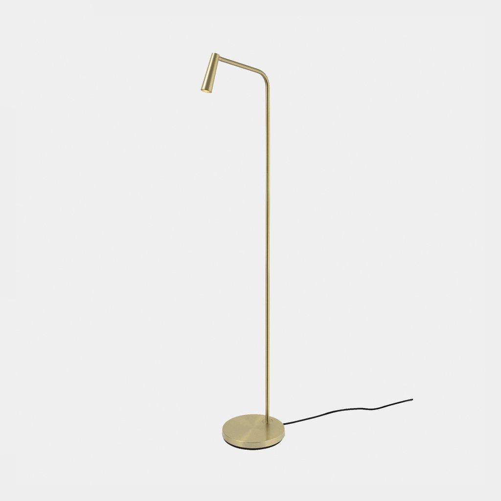 technická stojací lampa