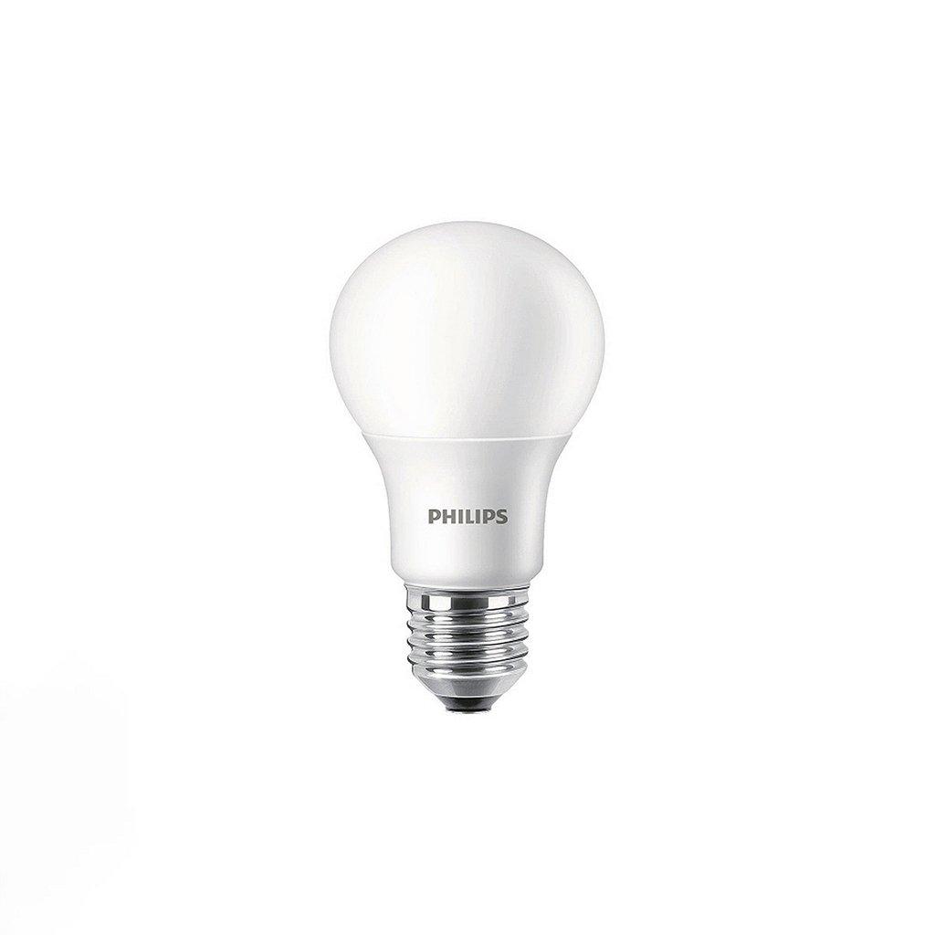LED Žárovka E27 (Stmívání a výkon Nestmívatelné / 5,5W; 470 lm, Teplota chromatičnosti 3000 Kelvinů)