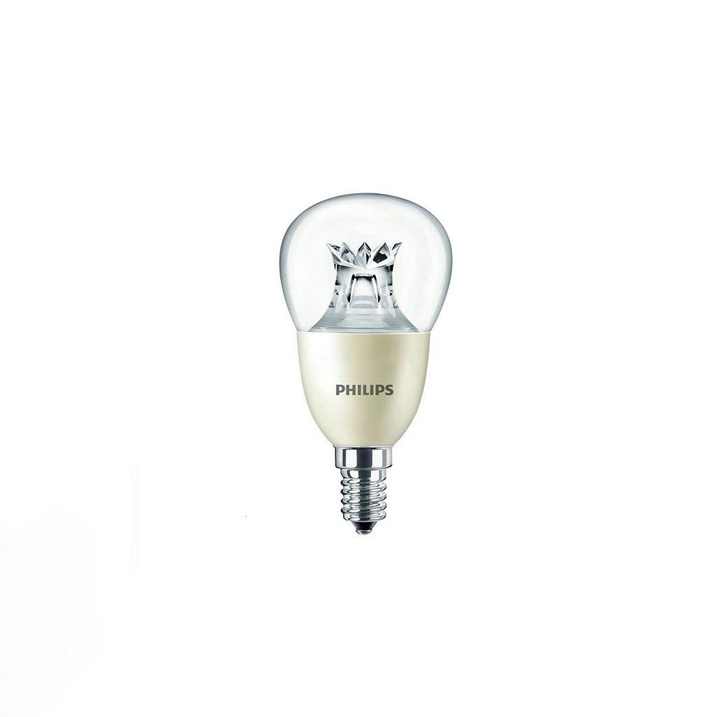 LED Žárovka E14 (Stmívání a výkon Stmívatelné / 8W; 806 lm, Teplota chromatičnosti 2700 Kelvinů)