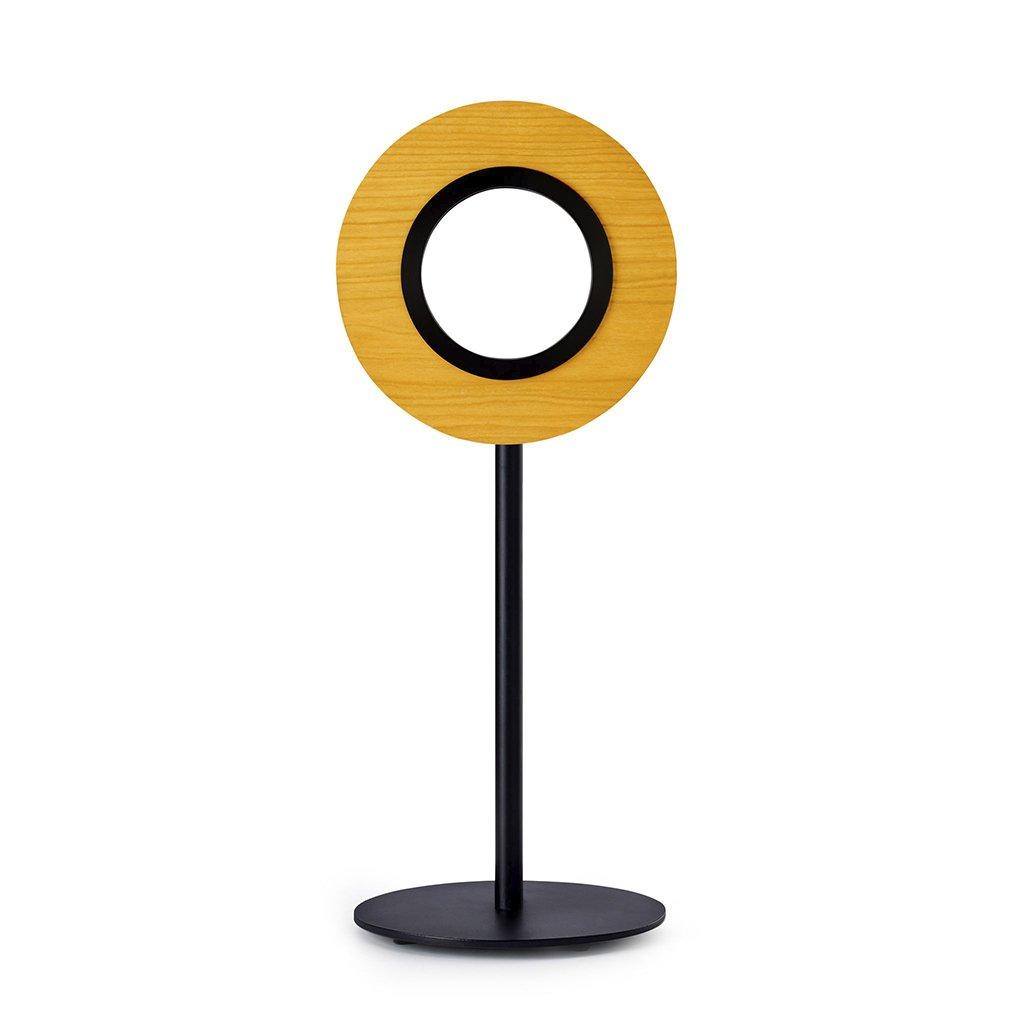lampa ve tvaru objektivu