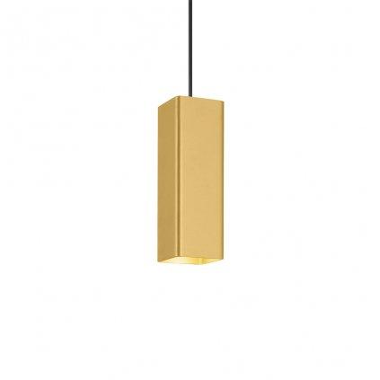 designové zlaté svítidlo