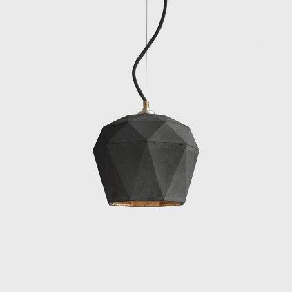 betonové svítidlo