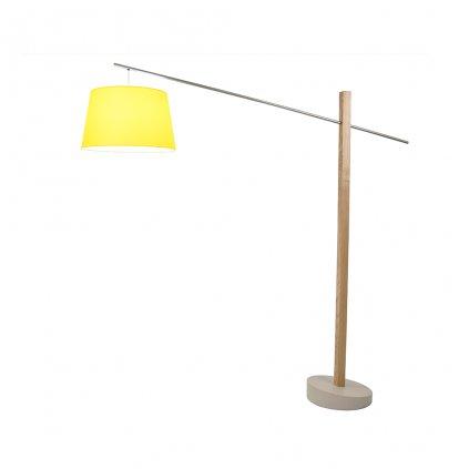 krásná francouzská lampa