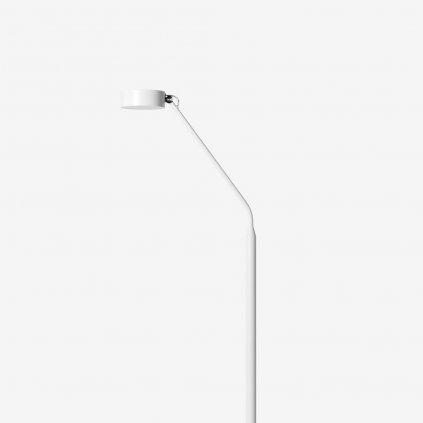 stojací lampa na čtení