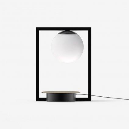 designová stolní lampička