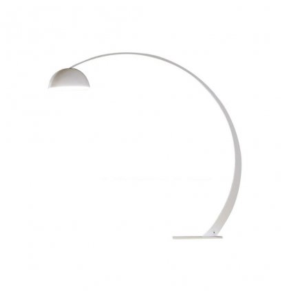 stylová stojací lampa