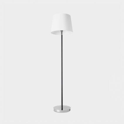 jednoduchá stojací lampa
