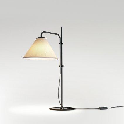 stylová stolní lampa