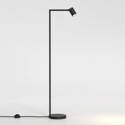 architektonická stojací lampa