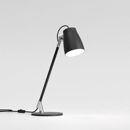 praktická stolní lampička