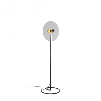 zrcadlová lampa