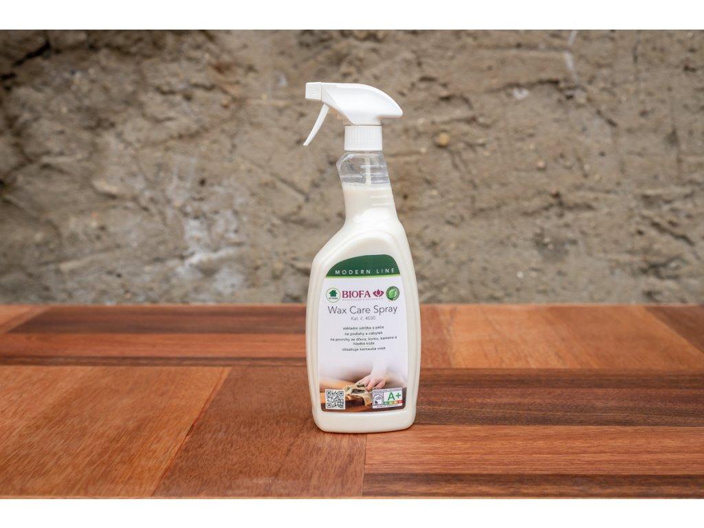BIOFA wax care spray LR 1