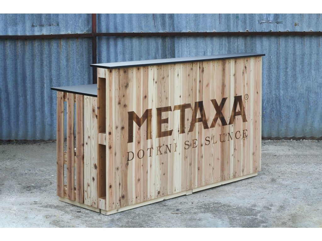 BAR klasik + logo METAXA 2
