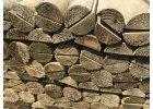 Frézovaný materiál na stavbu plotů