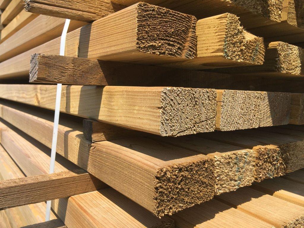 Riegel - smrkové dřevo 70/40