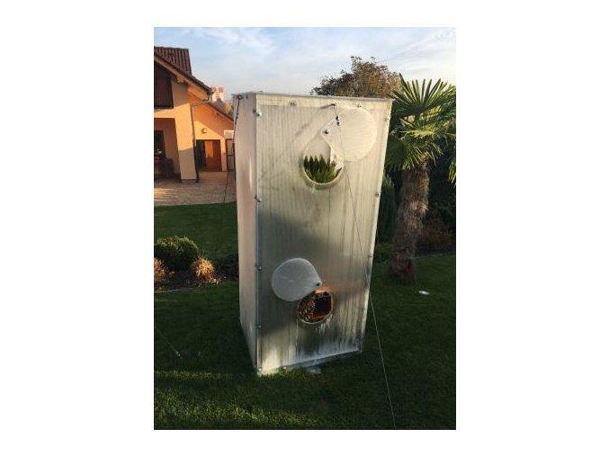 skleník 2500v x 1000s