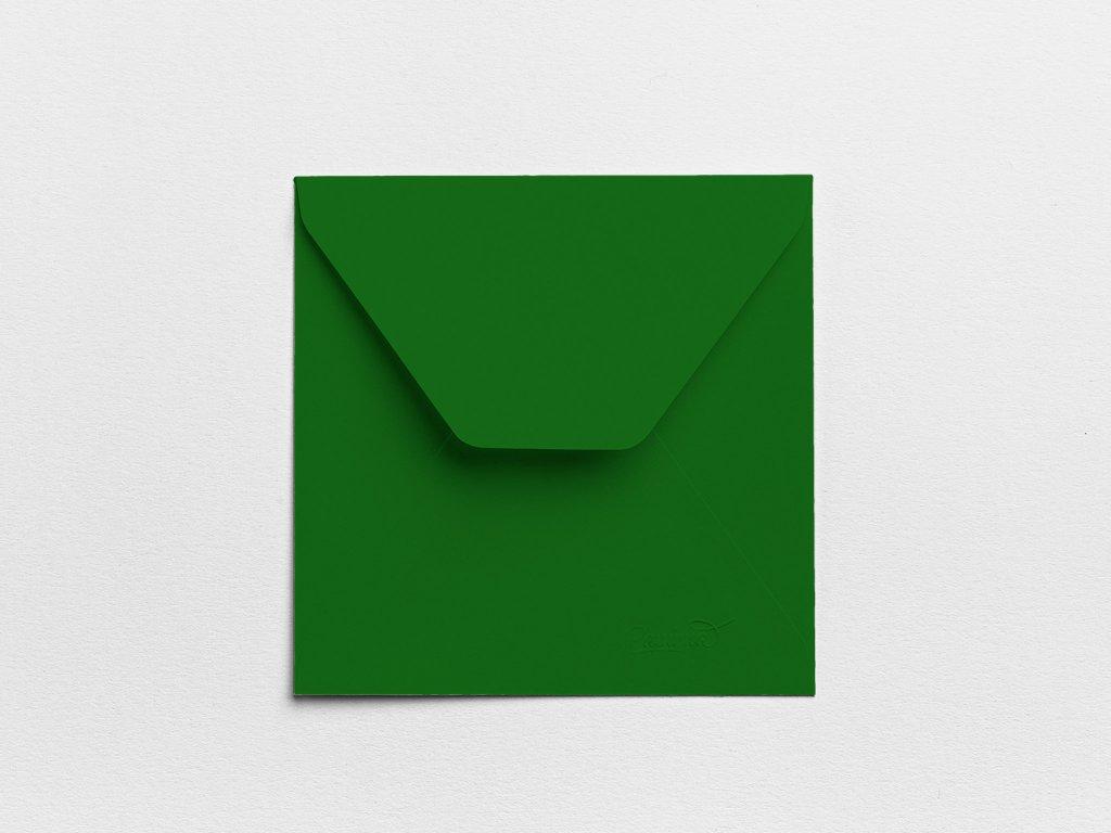 Obálky Čtverec mechové (3ks)