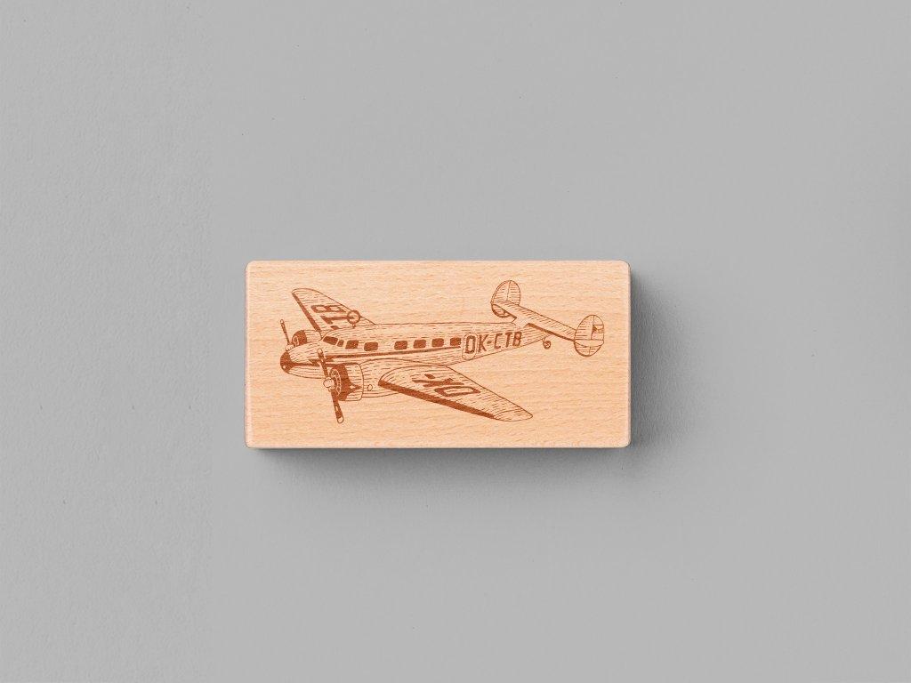 letadlo 90x45