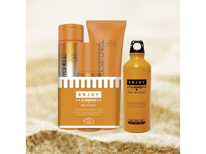 Paul Mitchell® Summer Trio s termo lahví