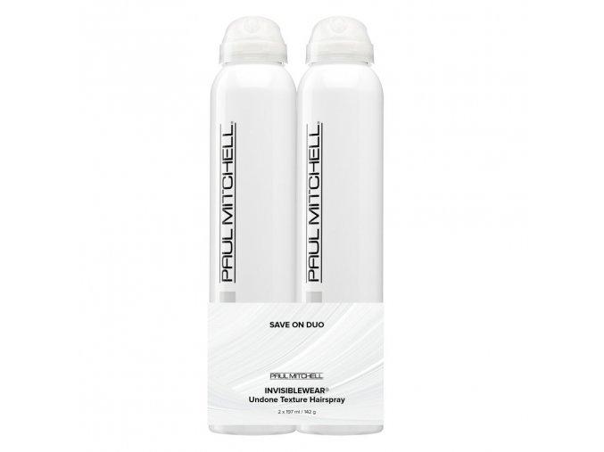 IW undone texture hairspray duo