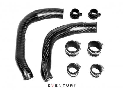 Eventuri karbonové chargepipes pro BMW M3/M4 a M2 Competition F8x s motory S55