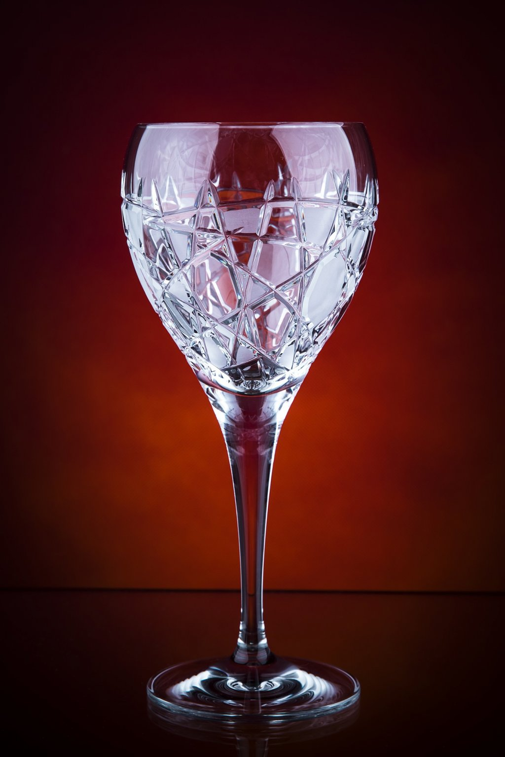 Poháre na víno 270ml vzor Ares