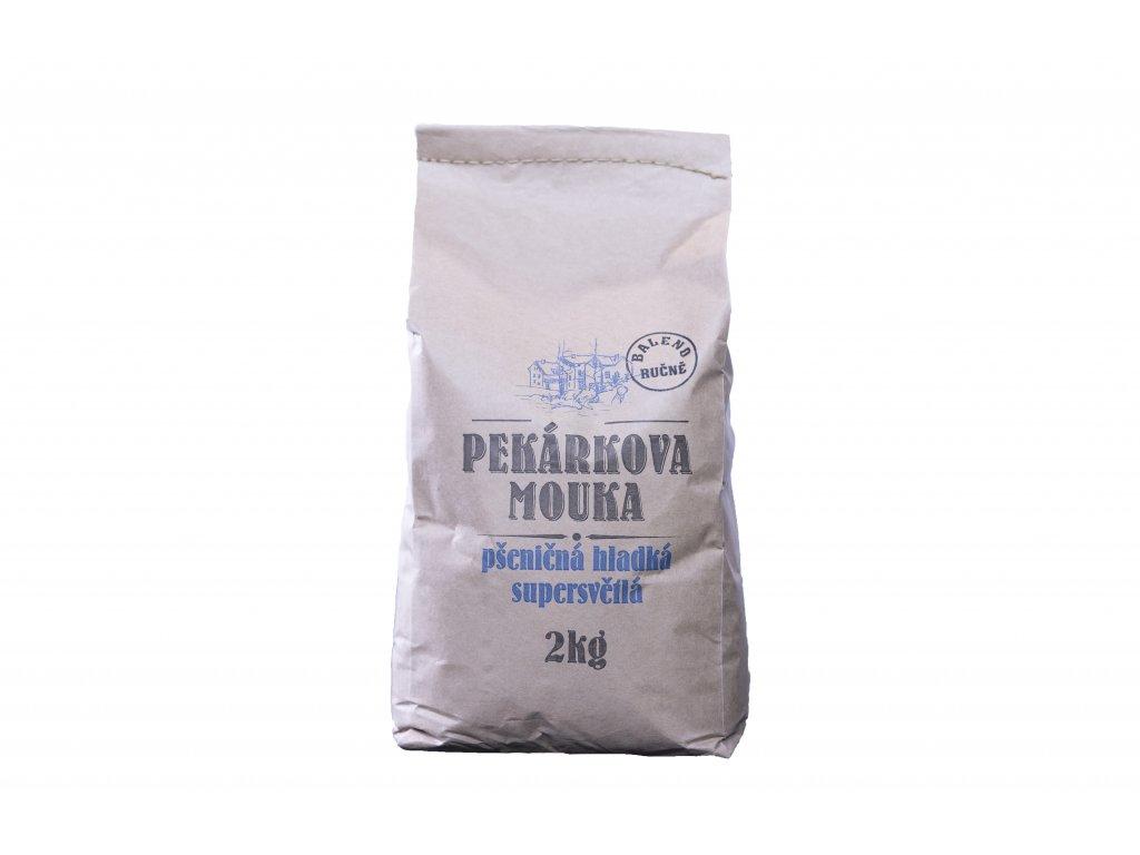 Mouka Pšeničná hladká supersvětlá 2kg
