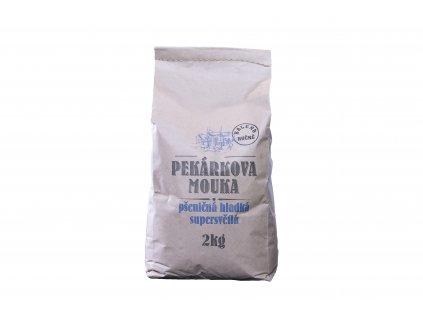 Pšeničná hladká supersvětlá 2kg