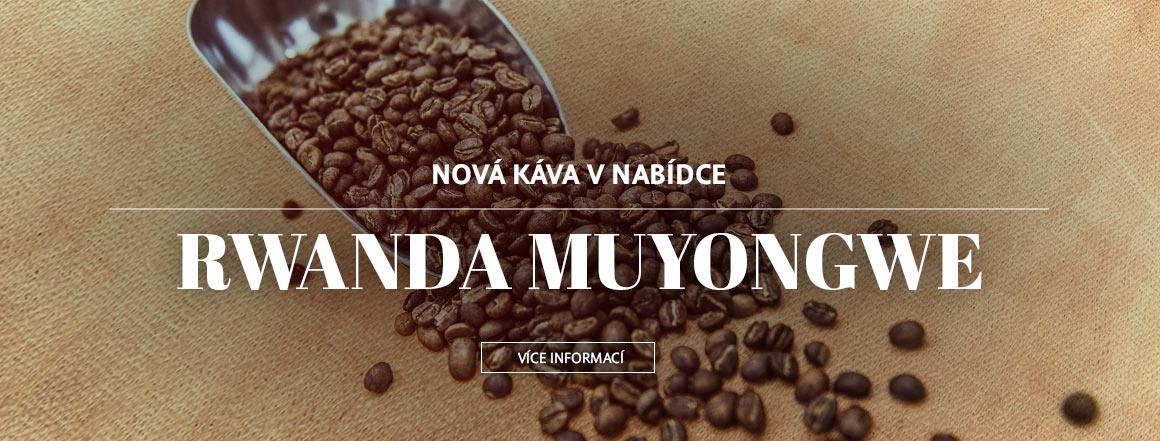 Nová káva v nabídce