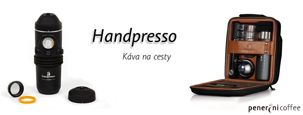Handpresso - káva na cestách