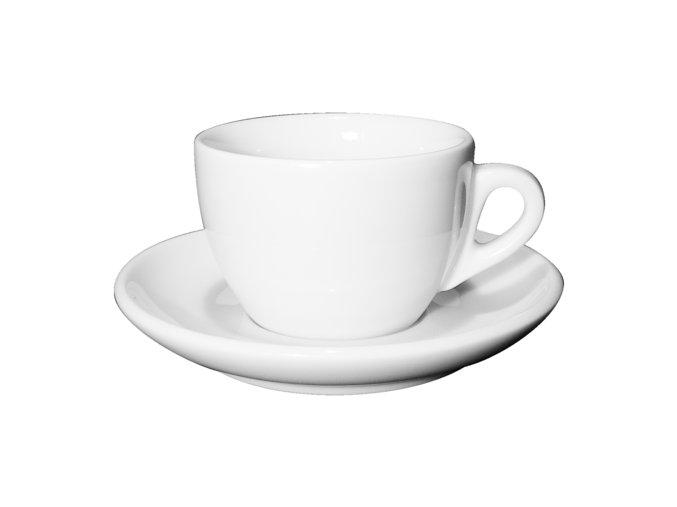 Šálek d´Ancap Verona cappuccino s podšálkem