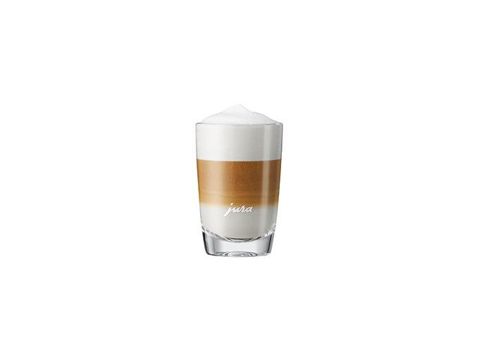 Jura Latte Macchiatto sklenice 270 ml 2 ks