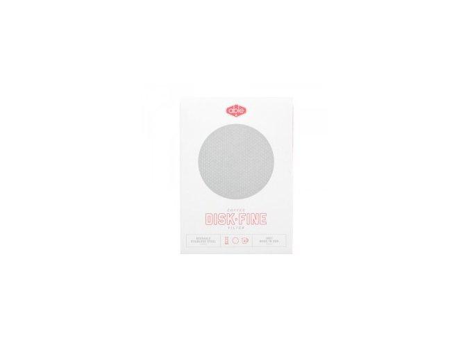 able disc filter fine filtr do aeropressa