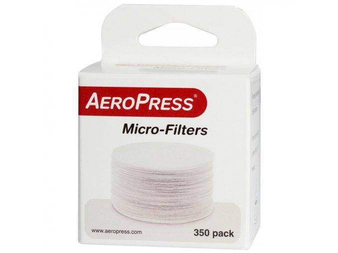 Aeropress papírové filtry