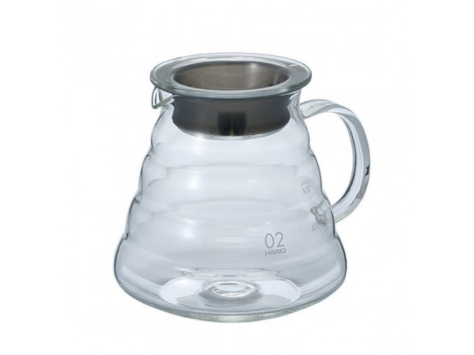 Konvička Hario Range Server 600 ml