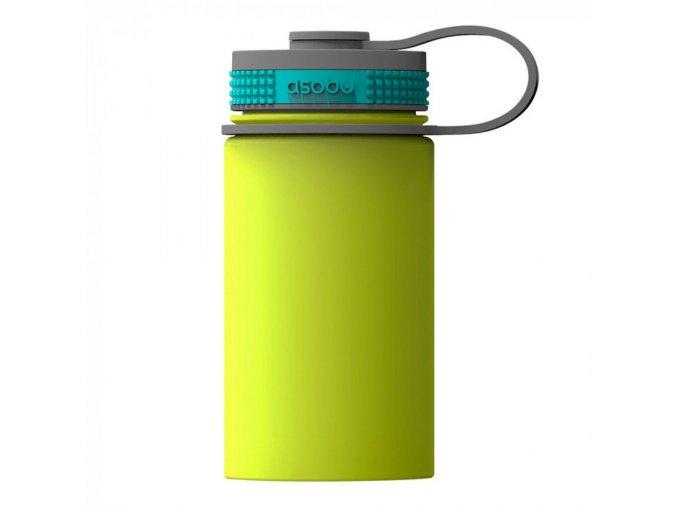 Cestovní termoska ASOBU Mini Hiker - limetková