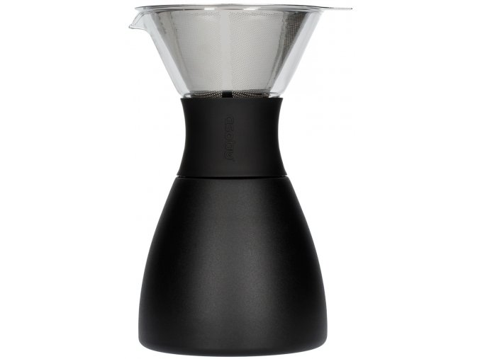 ASOBU Pour Over - černý