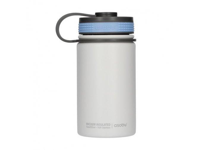 Cestovní termoska ASOBU Mini Hiker - bílá