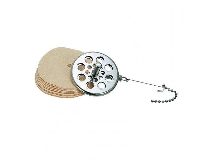 Adaptér na papírové filtry+50 ks filtrů na Vacuum Pot