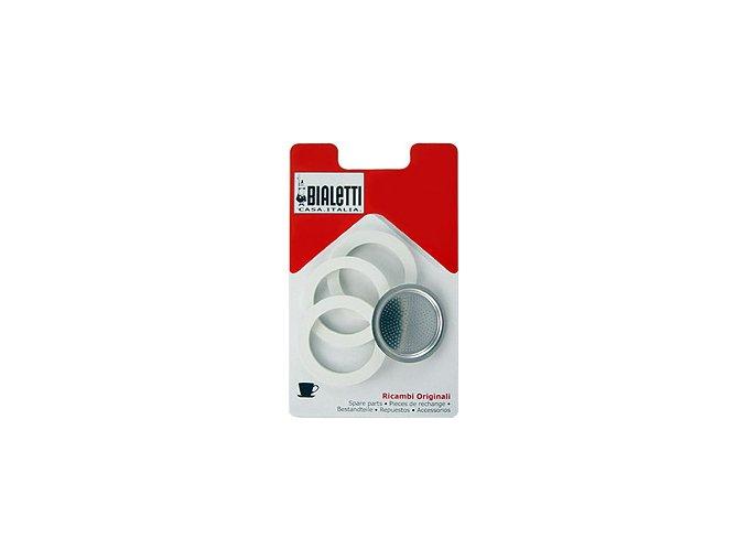 Bialetti těsnění a filtr na 12 porcí moka