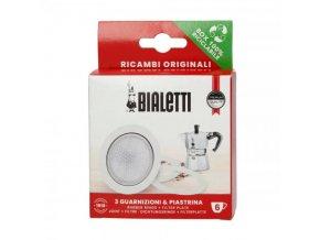 Bialetti těsnění a filtr na 6 porcí moka