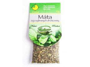 Čaj Gatuzo - Máta 2g