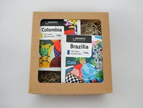 Degustační balíček káv 2x100g